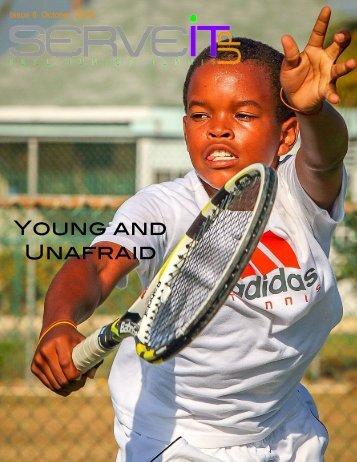 Serveitup Tennis Magazine #8