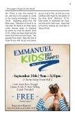 Emmanuel Life Magazine - September 2016 - Page 5