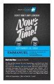 Emmanuel Life Magazine - September 2016 - Page 7