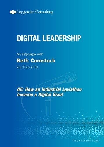 Beth Comstock