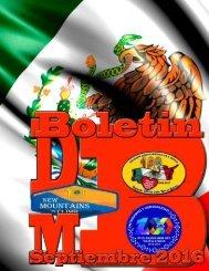 DB MEXICO  15 DE SEPTIEMBRE