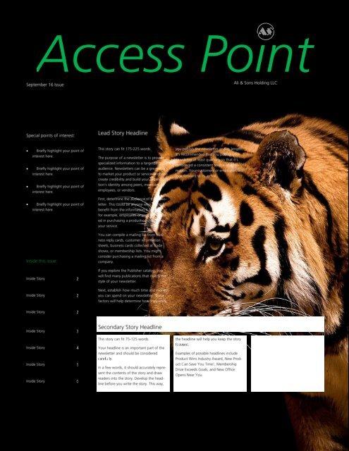 ASH - Newsletter July 2016 issue V1