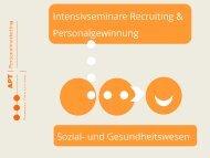 Intensivseminar Recruiting und Personalgewinnung