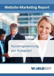 Website-Marketing Report