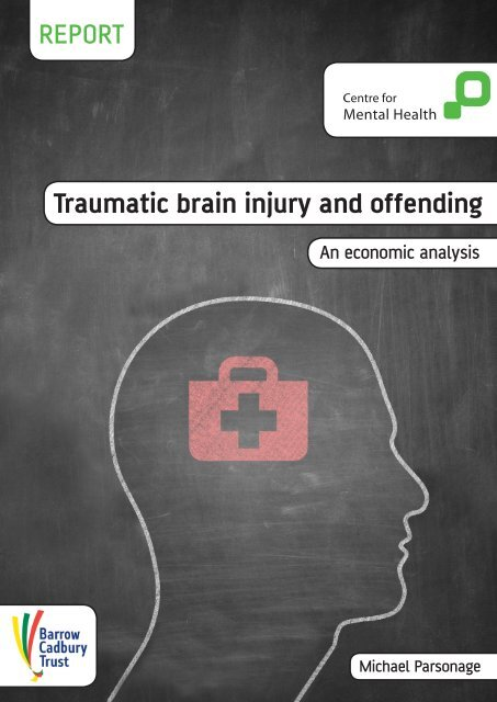 Traumatic brain injury and offending