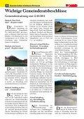 Gemeindegeschehen Die - Gemeinde Gersdorf an der Feistritz - Seite 6