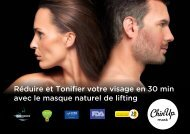 ChinUp Brochure - French