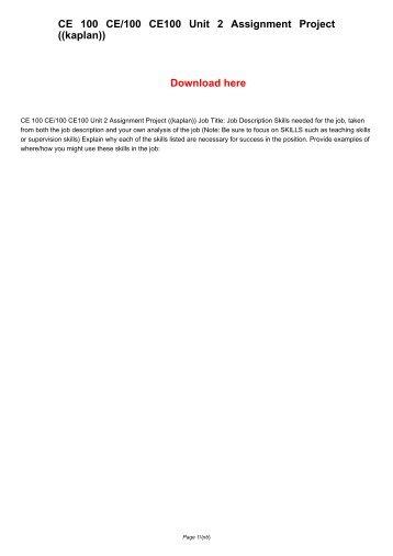 kaplan university unit 6 project En büyük profesyonel topluluk olan linkedin'de bülent kaplan adlı kullanıcının profilini görüntüleyin bülent kaplan adlı kişinin profilinde 6 iş ilanı bulunuyor linkedin'deki tam profili ve bülent kaplan adlı kullanıcının bağlantılarını ve benzer şirketlerdeki işleri.