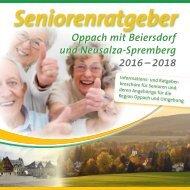 Seniorenratgeber Oppach, Beiersdorf und Neusalza-Spremberg