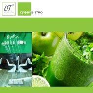 L+T GREEN BISTRO - Speisen & Getränke