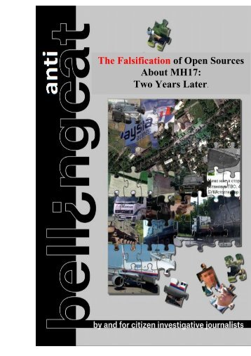 The Falsification of Open Sources About MH17 Two Years Later