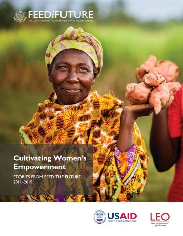 Cultivating Women's Empowerment