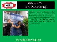 Residential Moving New York