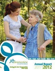Lumacare Annual Report, 2011-12