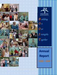 Lumacare Annual Report, 2008-09