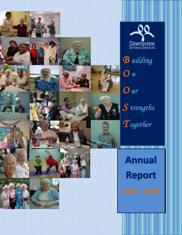 Lumacare Annual Report, 2008-09