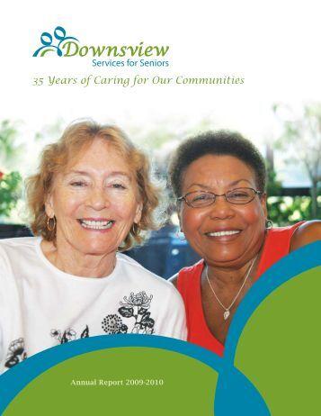 Lumacare Annual Report, 2009-10