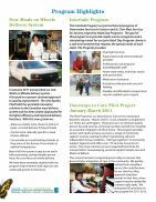 Lumacare Annual Report, 2010-11 - Page 6