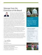Lumacare Annual Report, 2013-14 - Page 3