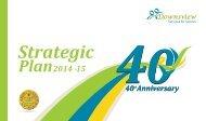 40th Anniversary: Lumacare Strategic Plan, 2014-15