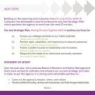 Moving forward together: Lumacare Strategic Plan,2015-16 - Page 6