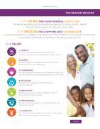 Leading with Care: Lumacare Strategic Plan, 2016-19 - Page 3