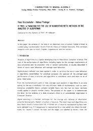 Peter Kirschenhofer - Helmut Prodinger B-TRIES: A ... - CiteSeer