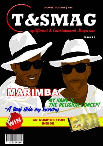T&SMAG issue #3