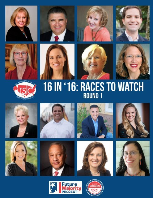 16 in '16 Races to Watch