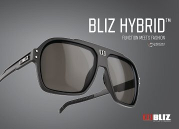 Bliz Hybrid Brochure 2016