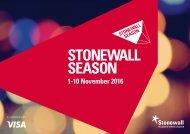 Stonewall Season Beneficiary Guide