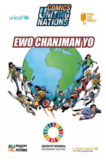 Comics United Nations Creole