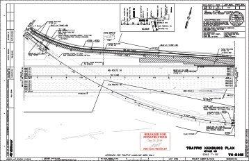 TH-B215 Traffic Handling Plan - Stage 1B