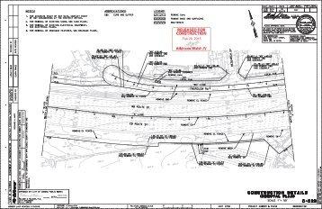 C-C20 Construction Details - Removal Plan