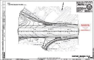 G-C29 Contour Grading Plan