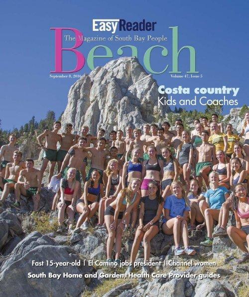 Beach Magazine Sept 2016
