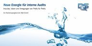 Neue Energie für interne Audits - DQS