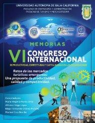 Memorias VI Congreso Internacional 2016