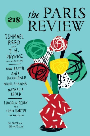 The Paris Review - Fall 2016