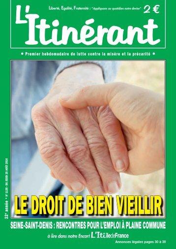L'Itinérant n°1135