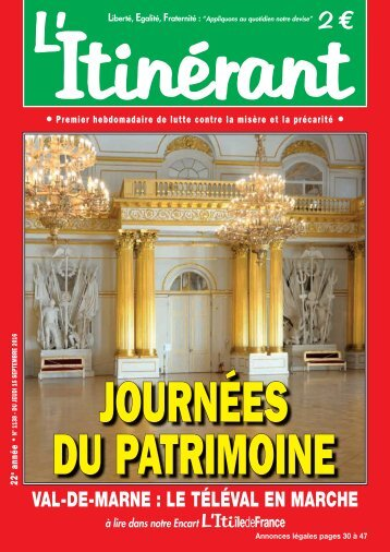 L'Itinérant n°1138