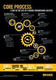 7865 BE Core Process A4 Infographic