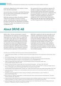 DRIVE AB DRIVE AB - Page 4