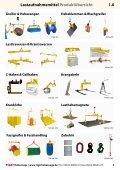 Lastaufnahmemittel - Kran Hebetechnik - Seite 3