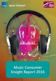 Music Consumer Insight Report 2016