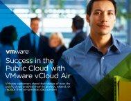 Public Cloud with VMware vCloud Air