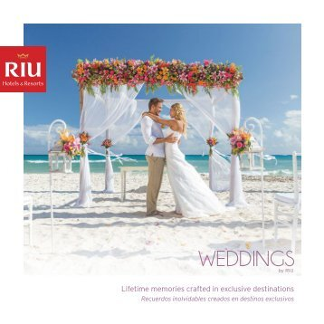 Weddings by RIU