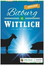 Städte-Duell - Bitburg vs. Wittlich