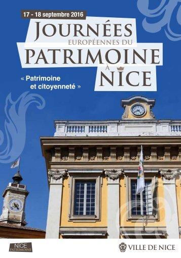 PATRIMOINE NICE
