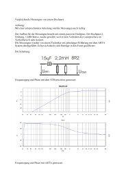 PDF Download Hochpass - Kirchner Elektronik